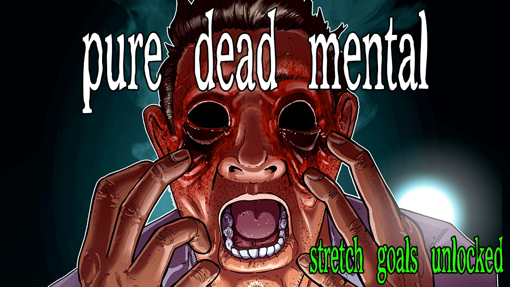 Pure dead mental project video thumbnail