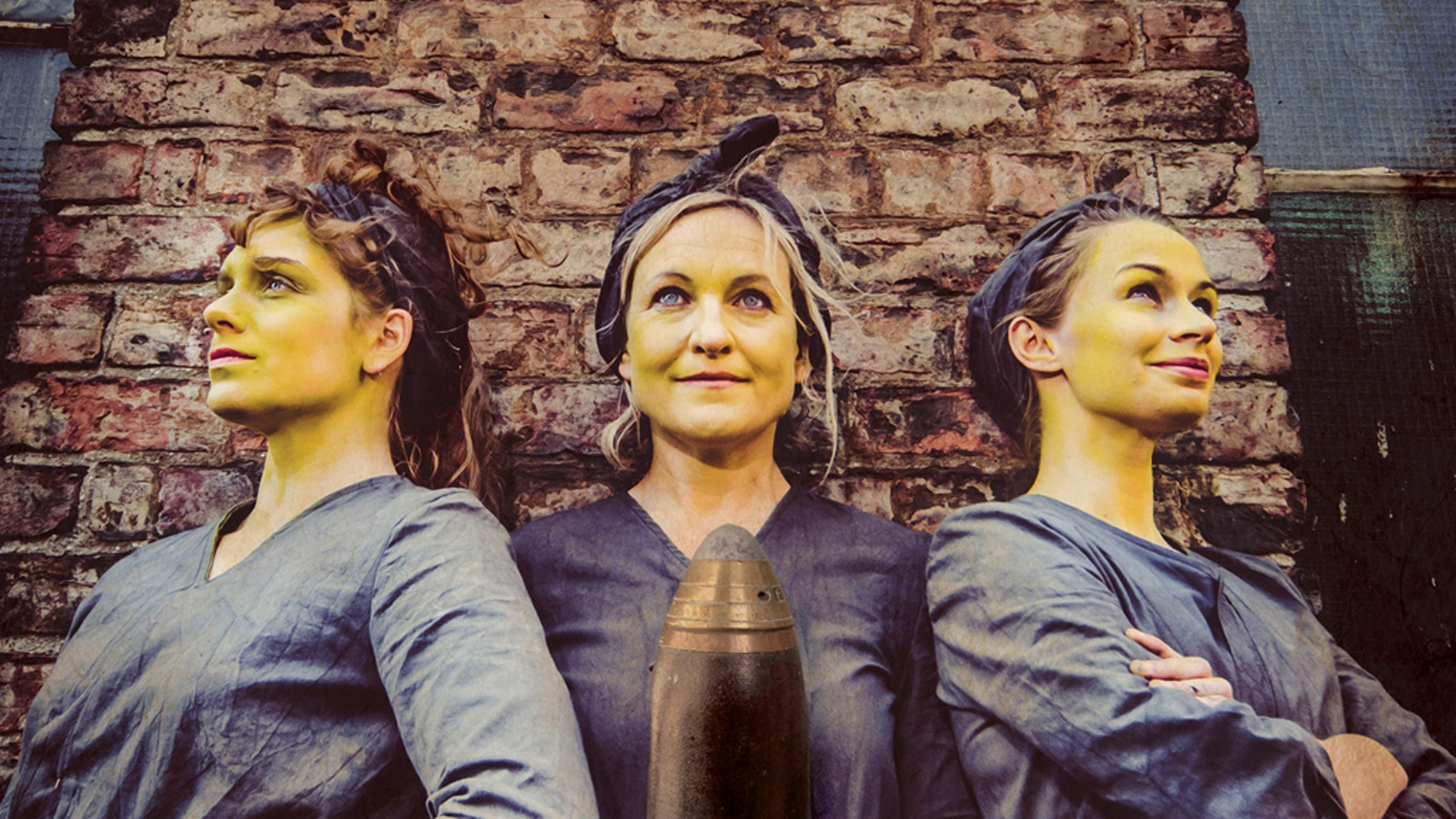 Fun in the Oven are taking their show 'Canary' to the prestigious Prague Fringe Festival 2019 thanks to the support of 129 Kickstarter backers!