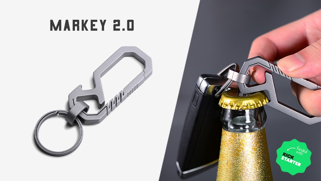 Markey 2.0: Your New Favourite Keychain