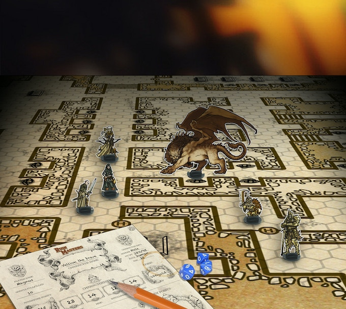 Roleplaying or Dungeon Crawl? Your choice!