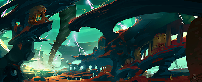 The new story will take you to unexplored regions of Etheria.