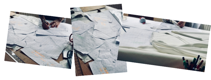 The Making of the Careaux Dress
