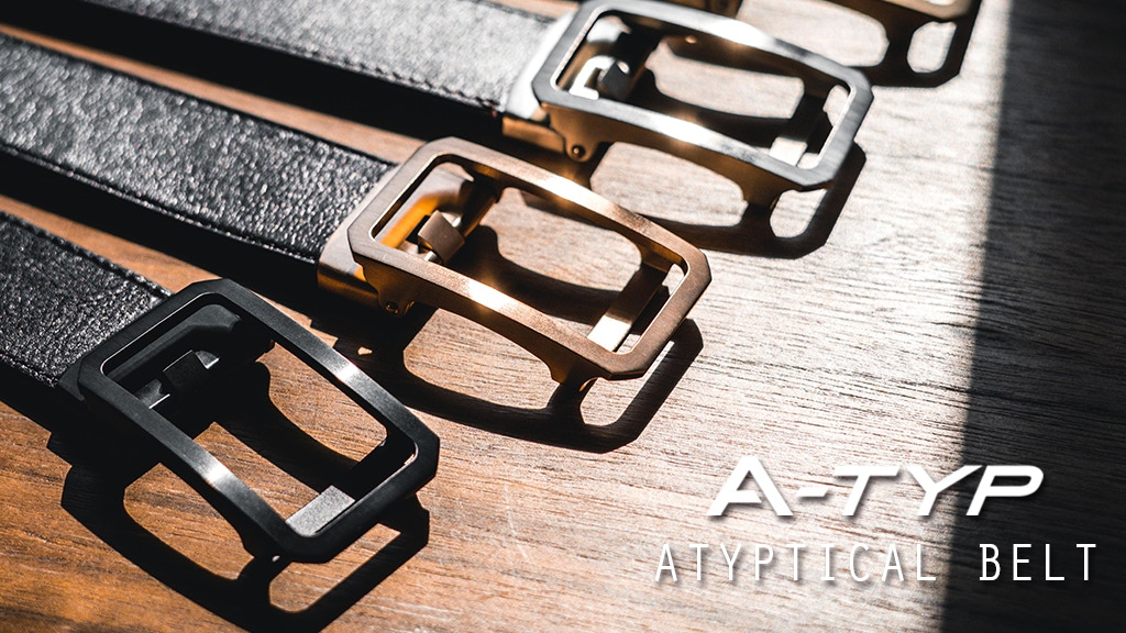 Atypical Belt - Ultimate Comfort & Style. project video thumbnail