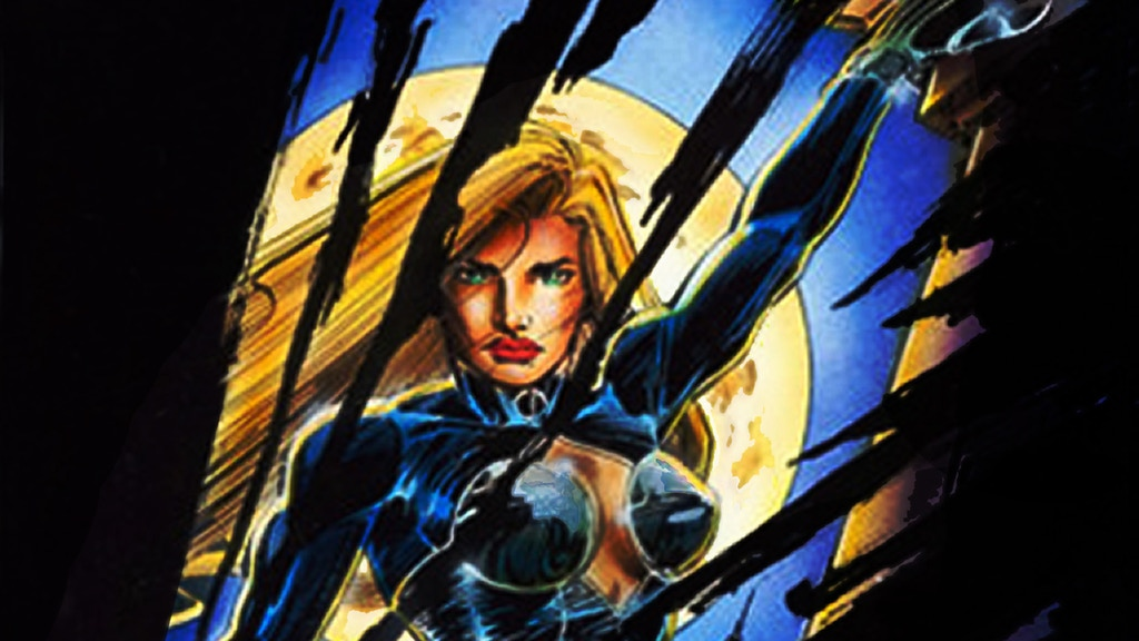 Mike Grell's Maggie The Cat project video thumbnail