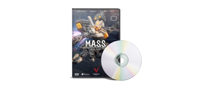 M A S S Builder A Fully Customizable Mecha Action Game By