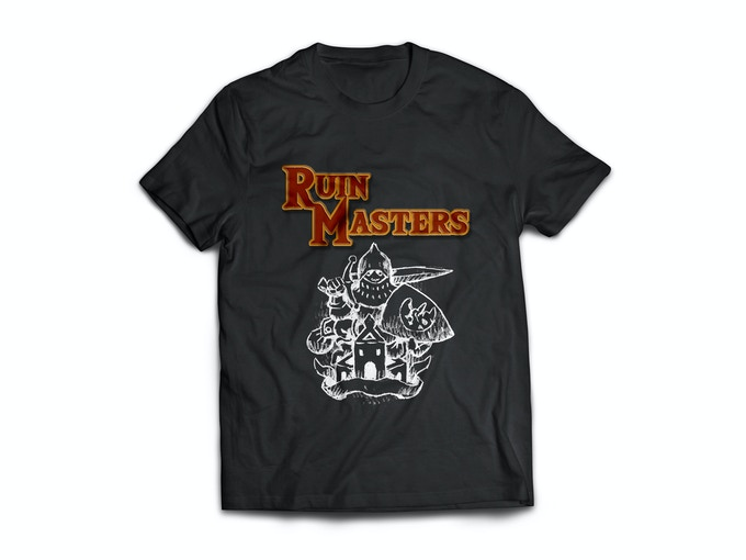 If you want that t-shirt and some other goodies, make sure to select the Ruin Master reward!