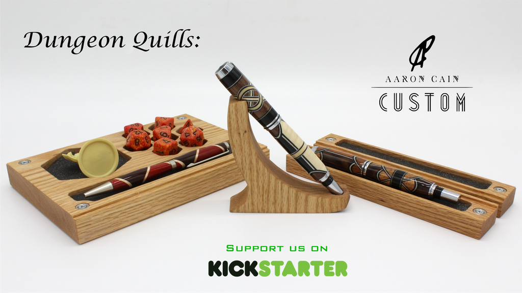 Dungeon Quills by: Aaron Cain project video thumbnail