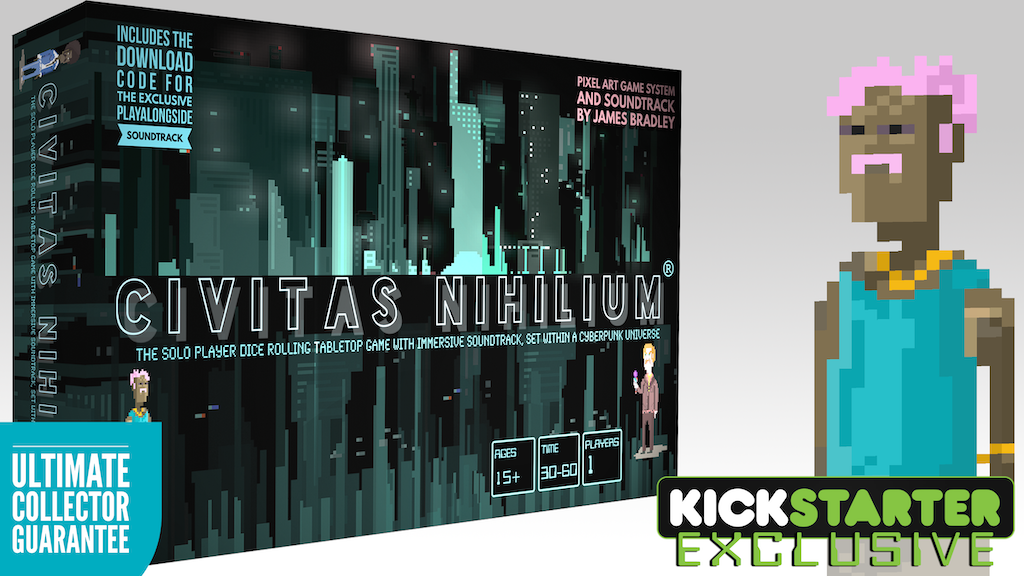 Civitas Nihilium® - Featuring unique immersive soundtrack project video thumbnail