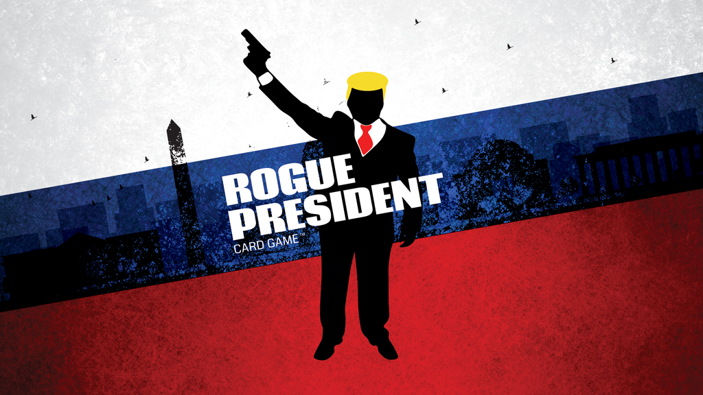 Project image for Rogue President: Cards to Save America