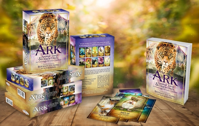 The Ark Animal Tarot & Oracle Deck