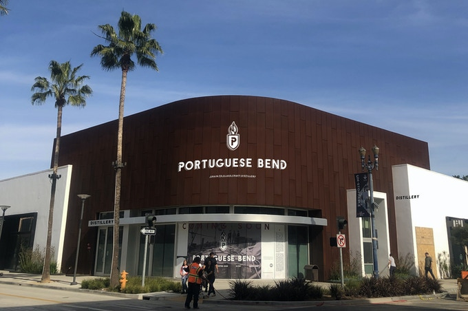 The Location under construction 300 N Promenade Long Beach Ca