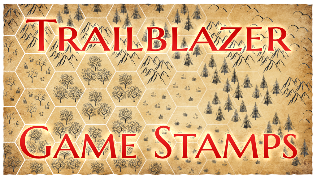 Trailblazer Game Stamps project video thumbnail