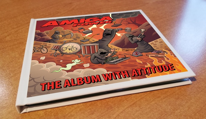Amiga Power: The Album With Attitude by Matthew Smith