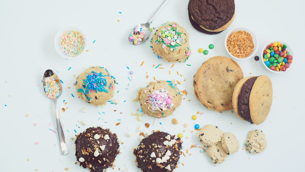 Cookie Dough : Online Store and Subscriptions