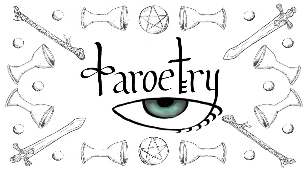 Taroetry: A Poetic Guide to the Tarot by Hannah — Kickstarter