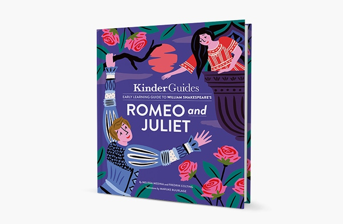 Romeo and Juliet - illustrated by Marijke Buurlage