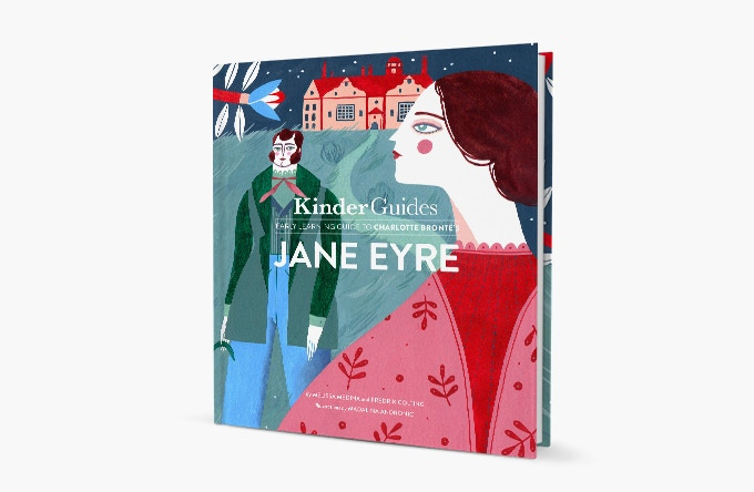 Jane Eyre - illustrated by Madalina Andronic