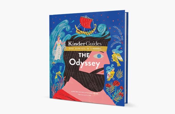 The Odyssey - illustrated by Yeji Yun