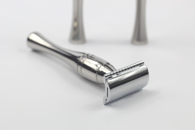 The World's Best Shaving Razor.