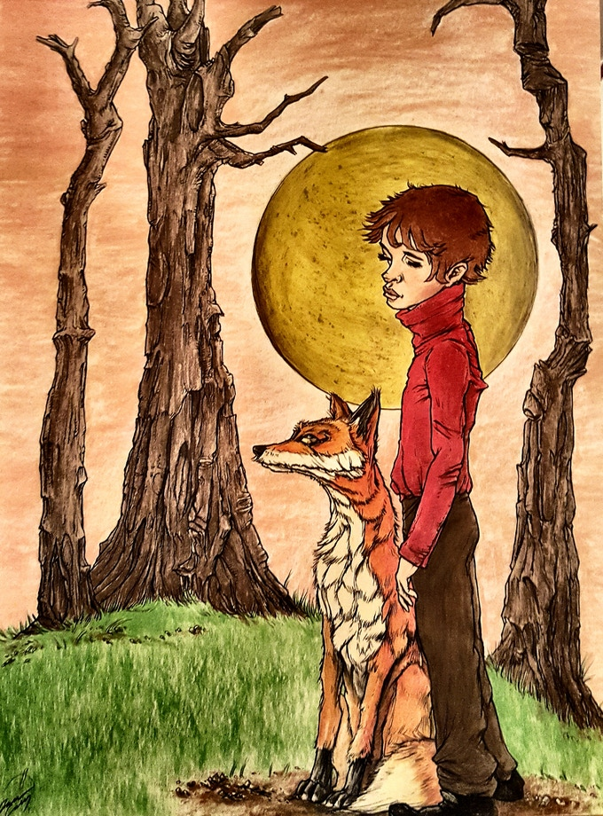 'A Boy and His Fox'