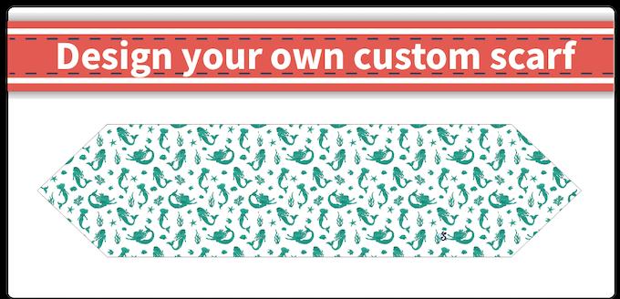 Custom Scarf Design