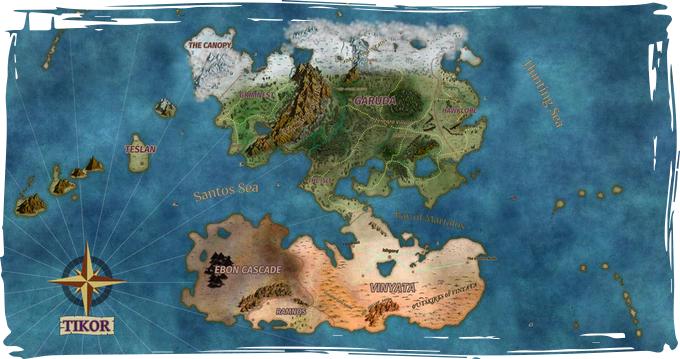 The World of Tikor