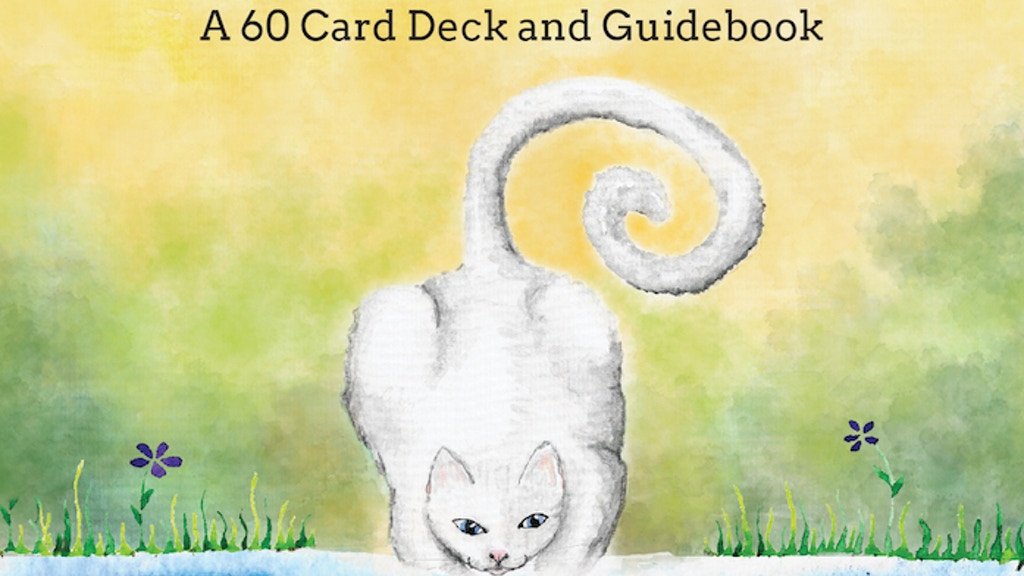 Cosmic Cat Wisdom Deck project video thumbnail