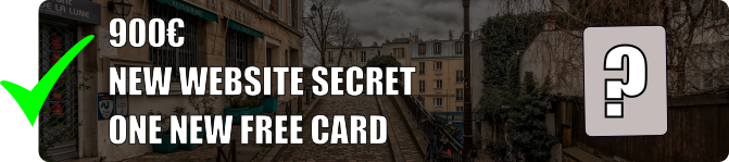 A new website secret and its card. Click on the image for more details
