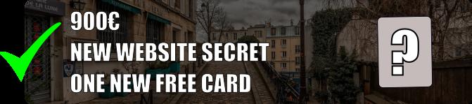 Un nouveau secret du site et sa carte. Cliquez sur l'image pour plus de détails