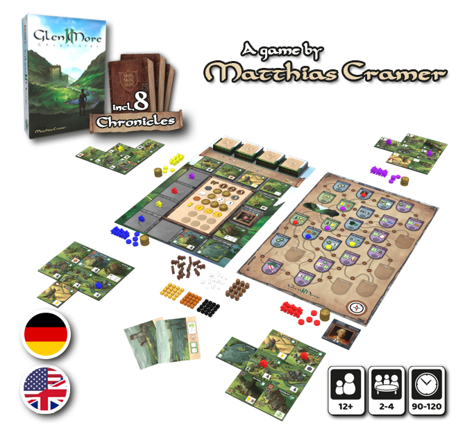 A game by Matthias Cramer, art by Hendrik Noack and Jason Coates, published by Funtails GmbH i.Gr.