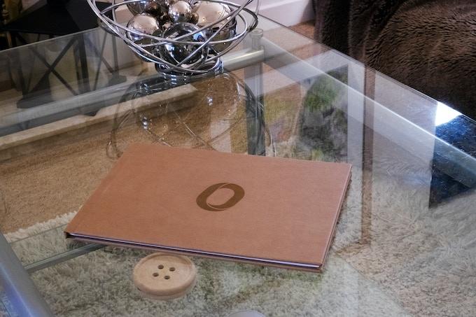 "Coffee Table Book 12x8"""