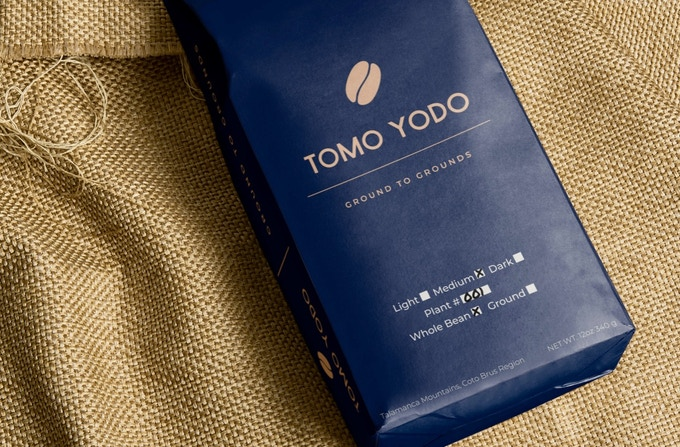 Tomo Yodo Coffee - Ground to Grounds