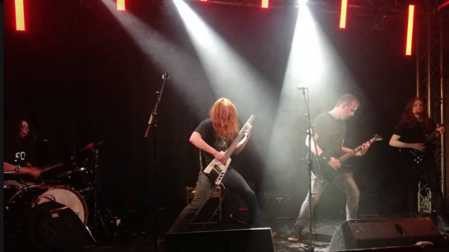 SICK is a Speed Rock band from Liverpool. Speed Rock is a genre similar to Speed Metal, although with a crisp and lighter sound.
