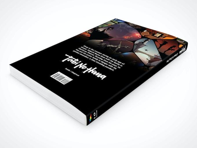 Book design: Back cover