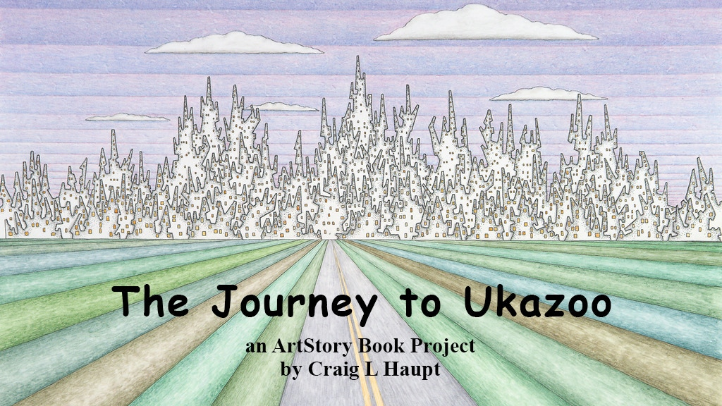 The Journey to Ukazoo project video thumbnail