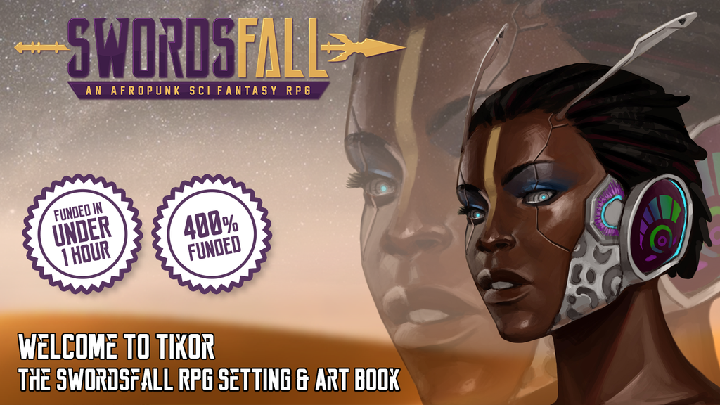 Welcome to Tikor | The Swordsfall RPG Setting and Art Book