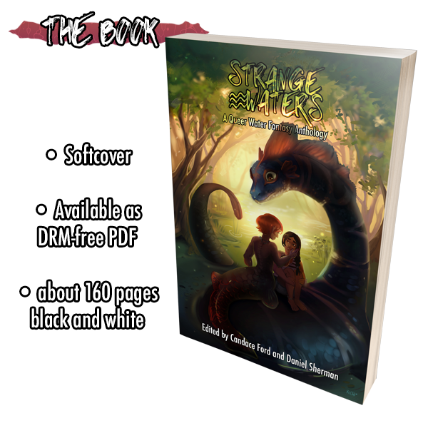 The book: Softcover, 160~ pages, available as DRM-free PDF.