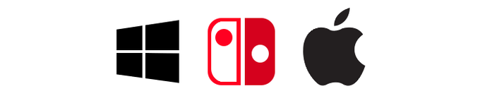 MacOS and Nintendo Switch platforms are future goals!