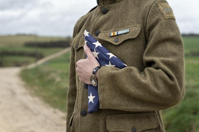Honoring the heroes of 1914 - 1918