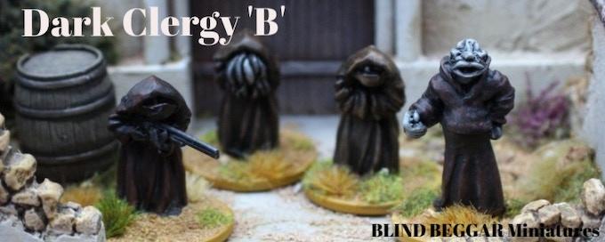 Dark Clergy Set 'B'