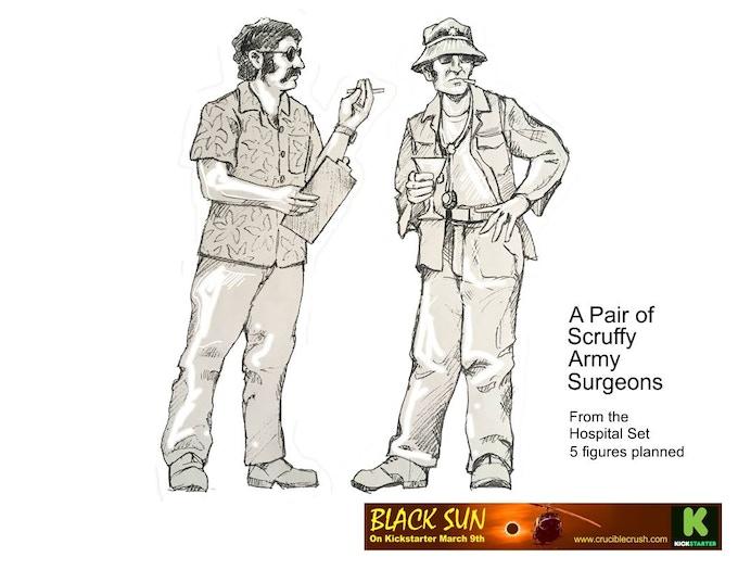 Warband Doc Personalities