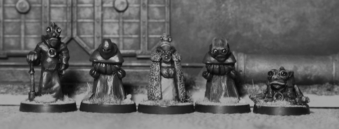 Here they are in B+W to make it easier to imagine them in the colours of your choice...