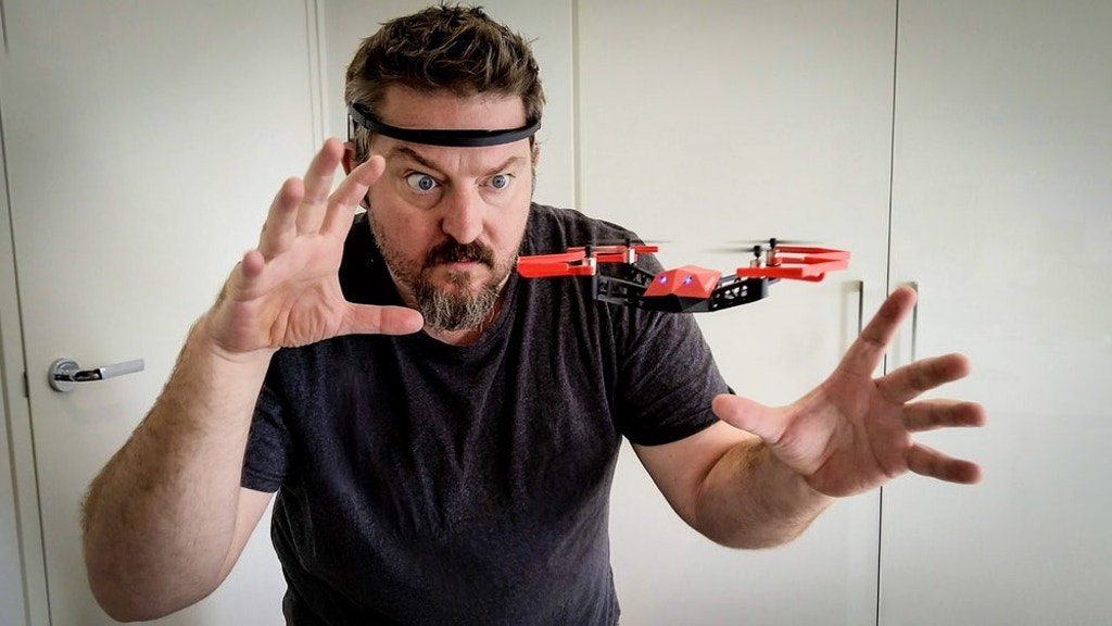 UDrone: The Ultimate Mind-Controlled Drone