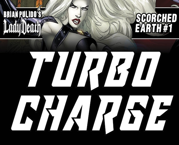 TURBO CHARGE your Scorched Earth pledge!