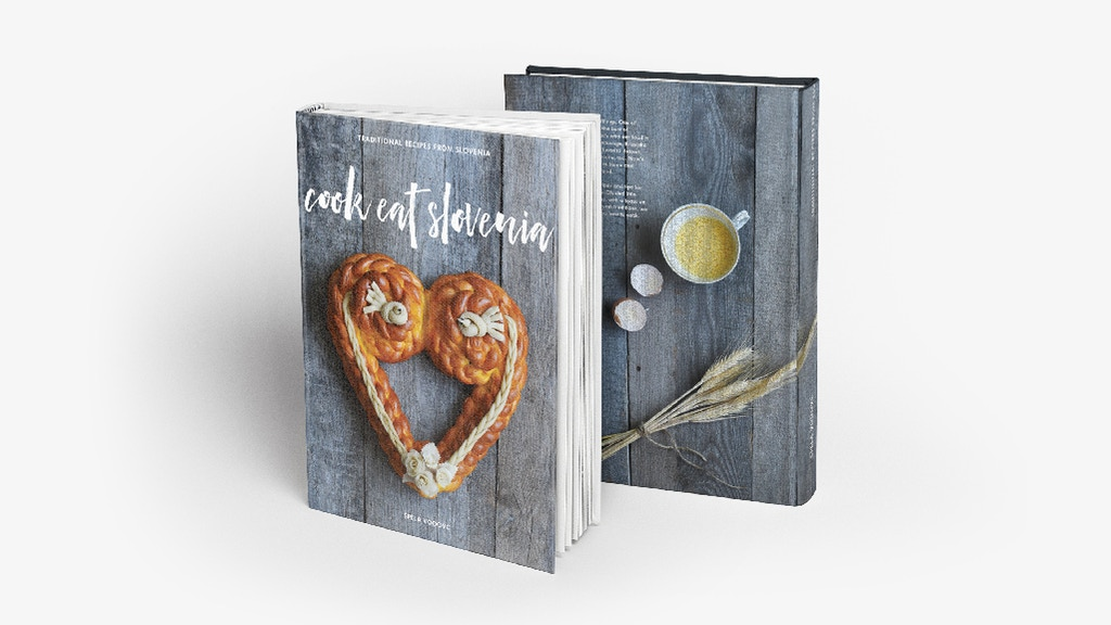 Cook Eat Slovenia – The Cookbook project video thumbnail