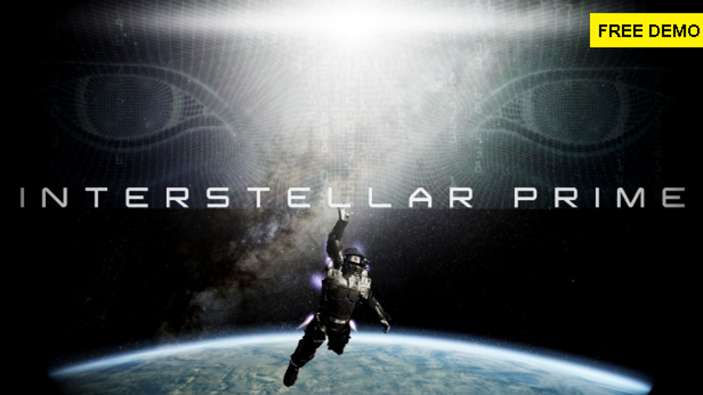 INTERSTELLAR PRIME project video thumbnail