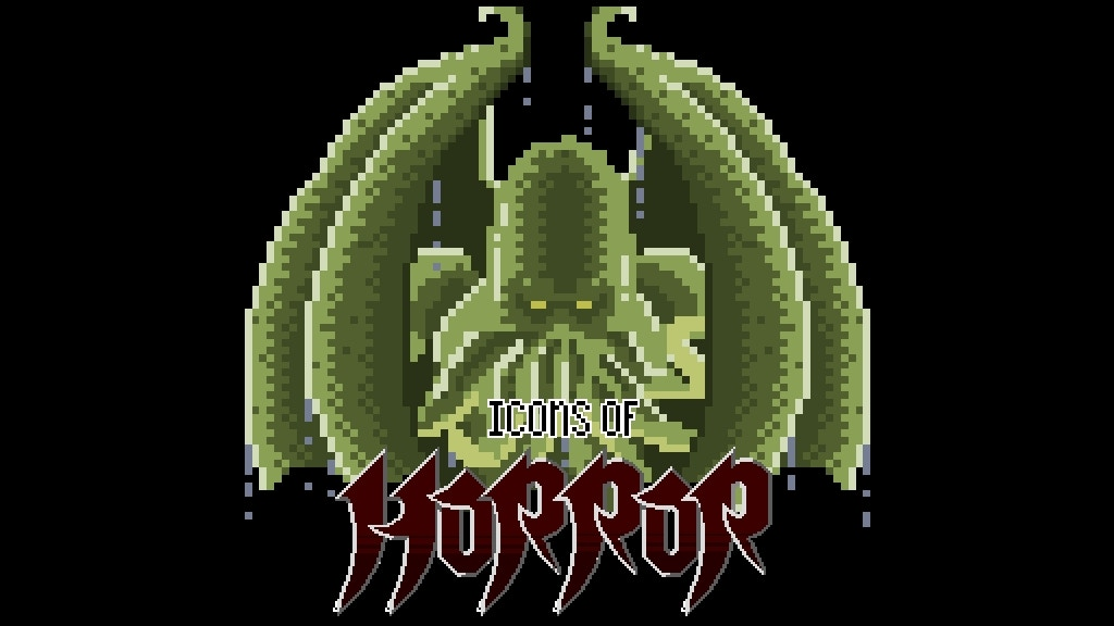 Quickstarter: Icons of Horror project video thumbnail