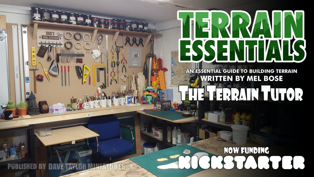 Terrain Essentials is the top crowdfunding project launched today. Terrain Essentials raised over $65421 from 1433 backers. Other top projects include Dyson cordless cleaner Attachment type LED light, Robin Inspired Plush, Khârn-Âges...