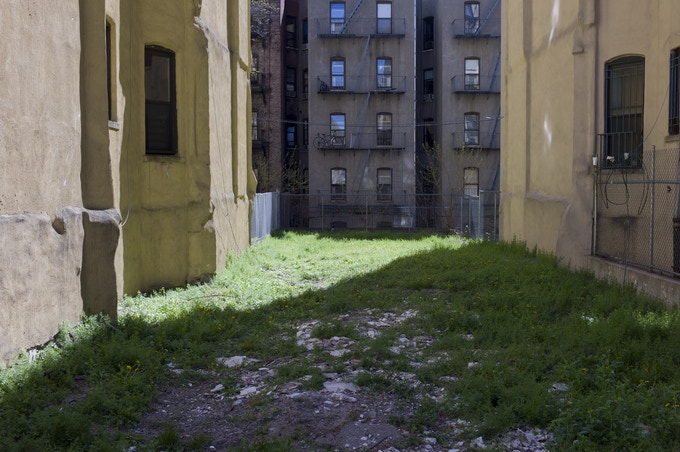 Vacant Spaces