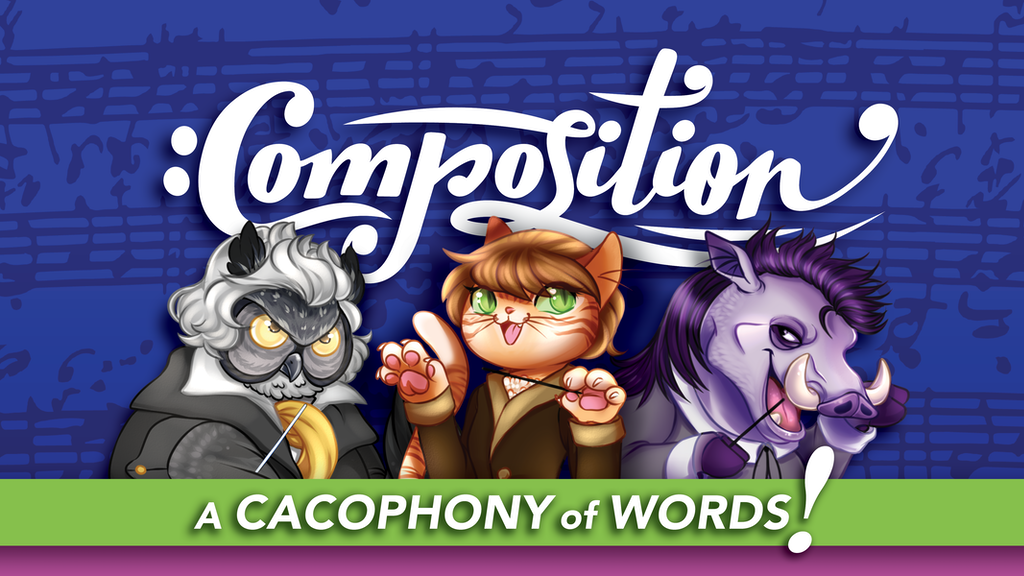 Composition - A Cacophony of Words! project video thumbnail
